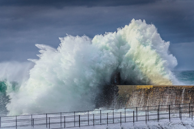 The big wave.