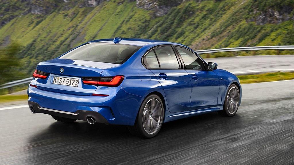 Премиера на серијата 3 на BMW (G20) 19
