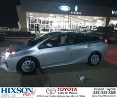 #HappyBirthday to Martha from Jason Olfers at Hixson Toyota of Leesville!