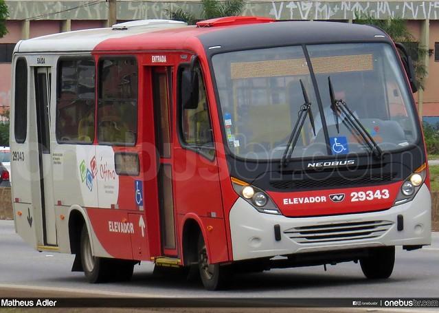 Gávea Transportes - 29343