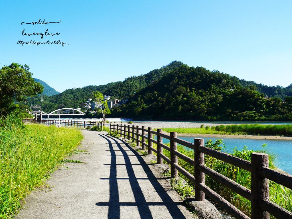 台北踏青一日遊景點推薦烏來梅花湖 (4)