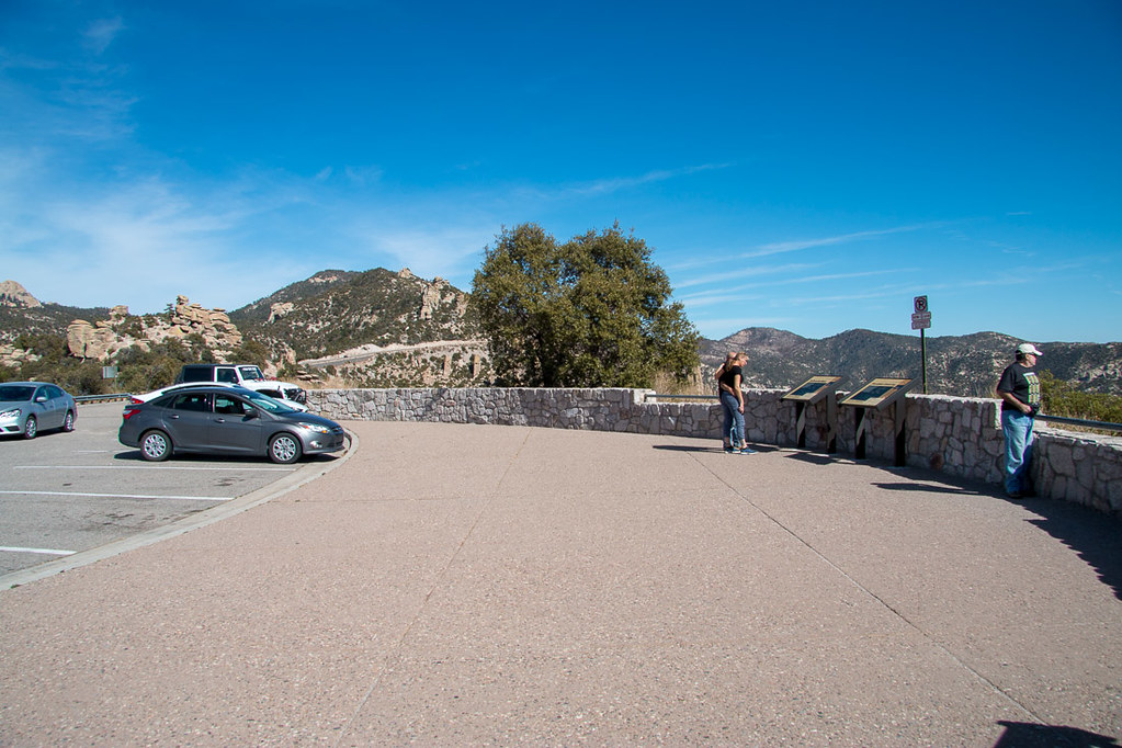 Mt. Lemmon Scenic Byway drive