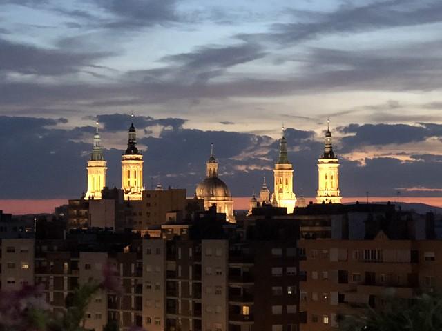Cuando lo antiguo persiste.... Zaragoza