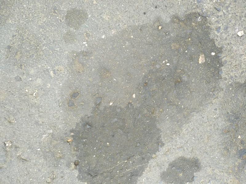 Asphalt texture with dirt