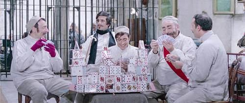 映画『まぼろしの市街戦』 © 1966 – Indivision Philippe de Broca