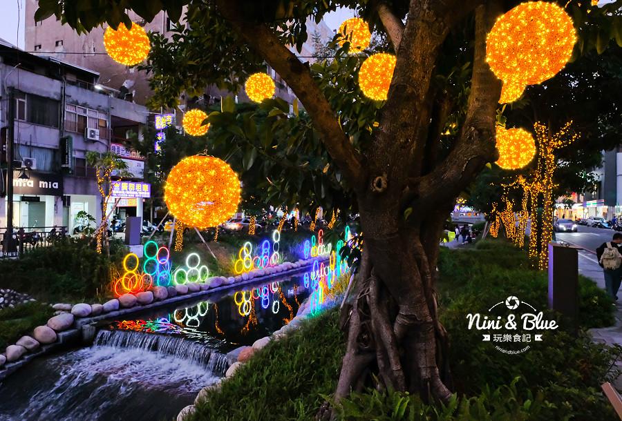 柳川水岸 2018 新盛綠川 燈節 IG打卡06