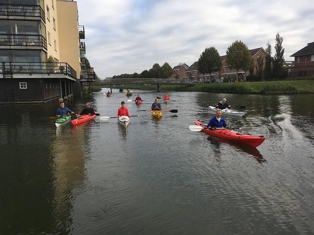 Blauwe Verbinding - oktober 2018