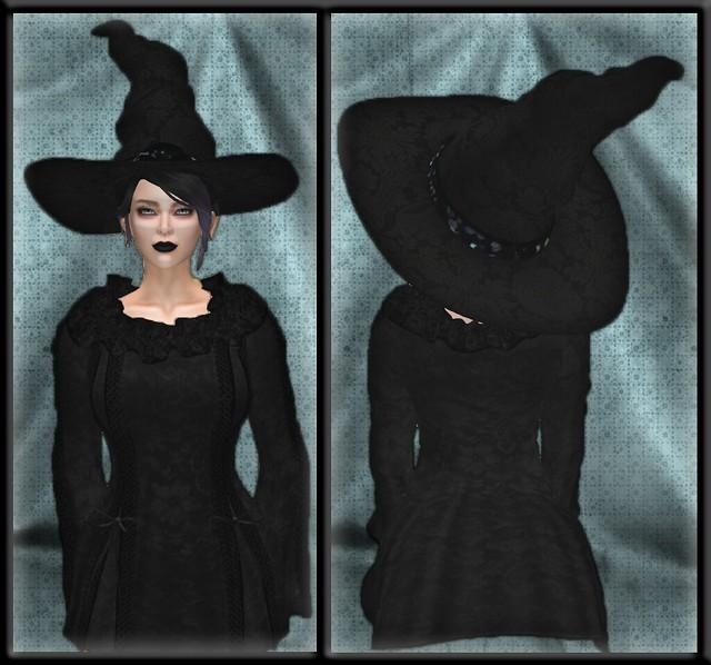 ASU - The Witch close