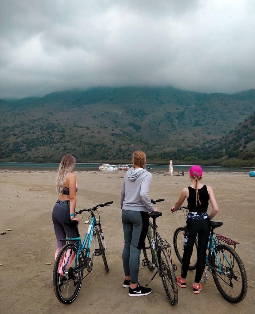 pyörän vuokraus ulkomailla kournas järvi kreeta georgioupolis