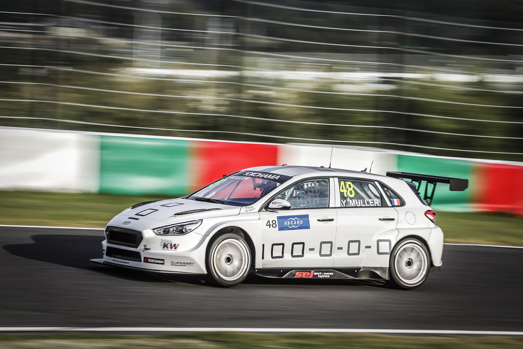 48 MULLER Yvan, (fra), Hyundai i30 N TCR team Yvan Muller Racing, action during the 2018 FIA WTCR World Touring Car cup of Japan, at Suzuka from october 26 to 28 - Photo Francois Flamand / DPPI