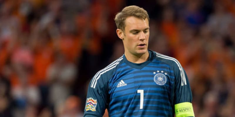 Neuer diberikan kepercayaan oleh Joachim Low