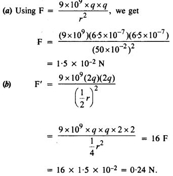 NCERT Solutions for Class 12 physics Chapter 1.8