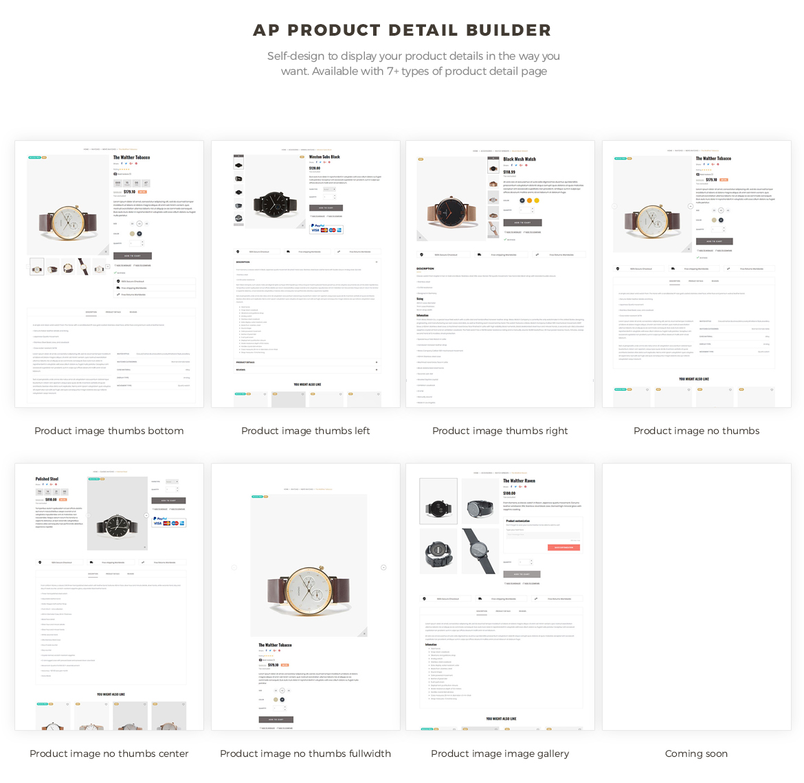 Multi-Product-Detail-Page-Layouts - Leo Flinque-fo- Fashion-and-Accessories-theme