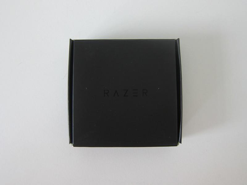 Razer Fidget Spinner - Box Front