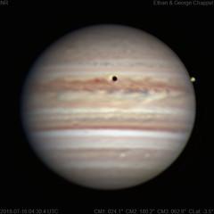 Jupiter   2018-07-16 4:30 UTC   RGB