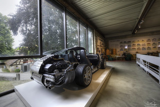 Deutsches Automuseum Schloss Langenburg - Open Porsche - Germany