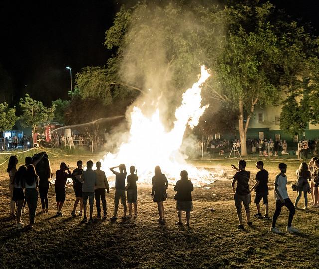 Fuegos de San Juan, Sony DSC-RX1RM2, 35mm F2.0