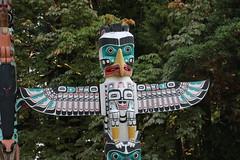 Kanada/USA 2018 - 2.Tag, Vancouver