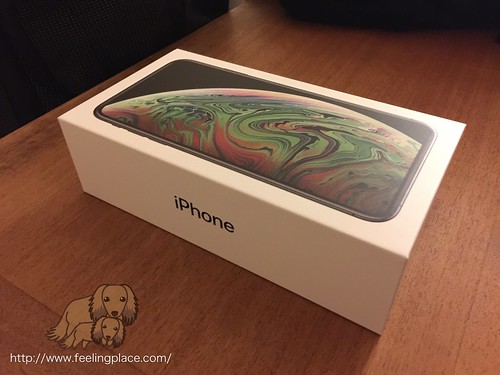 iPhone XS Max_外箱