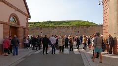 Inauguration de la Maison de Quartier Vieille Ville, Belfort, 29 Sept 2018