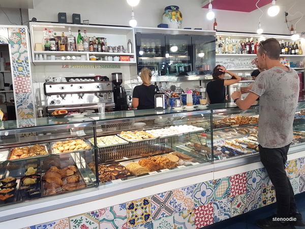 La Pasticceria Siciliana bakery Rome