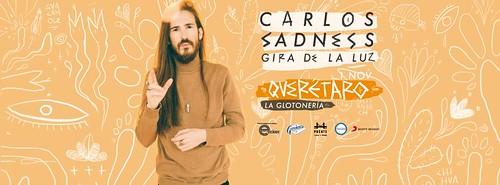 Carlos Sadnes | Gira de la Luz