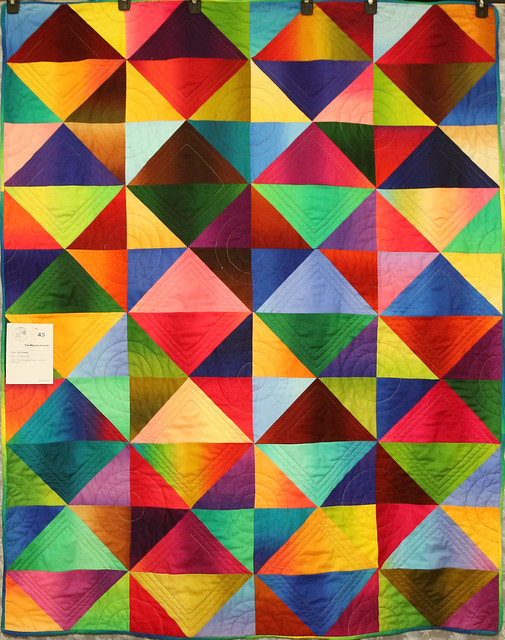 43: Color Cartwheels - Pat Wojciechowski