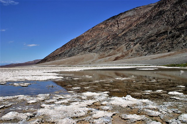 Badwater, Death Valley - California