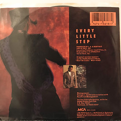 BOBBY BROWN:EVERY LITLLE STEP(JACKET B)
