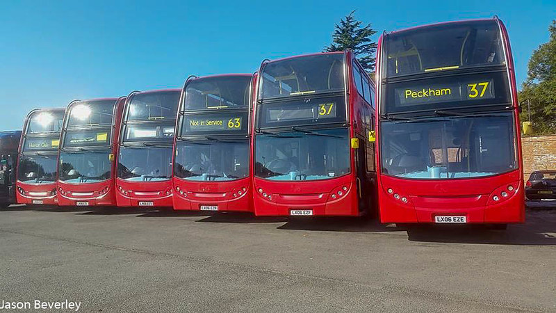 E400s from London