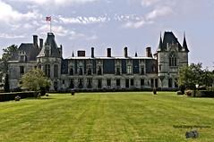 château de Régnière-écluse Somme Picardie