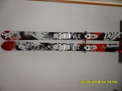 prašanovky lyže Volkl Mantra 170 cm - titulní fotka