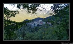 Le Village de Bollène-Vésubie- Alpes Maritimes- France