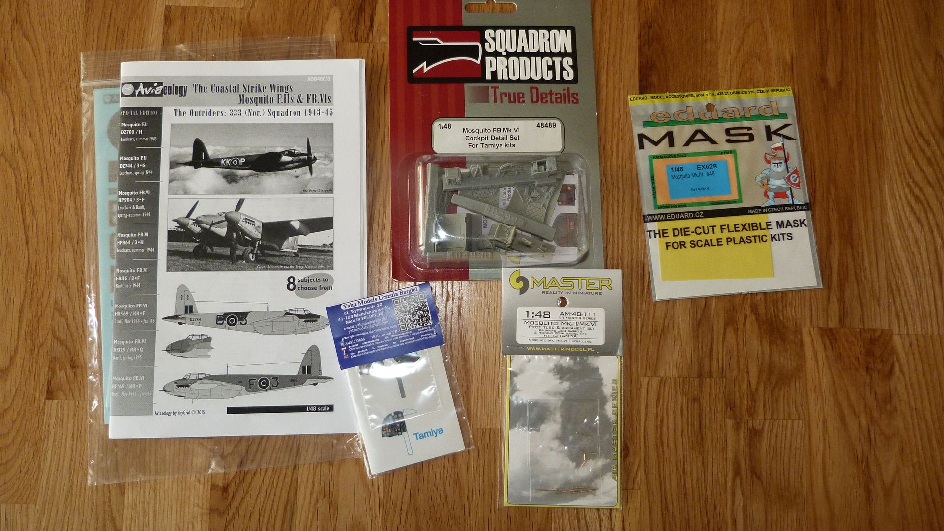 The Outriders, 333 Sqn (Nor) Coastal Command Mosquito FB. VI 45445371931_5032597dca_o