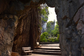 Cave in The Marble Mountains