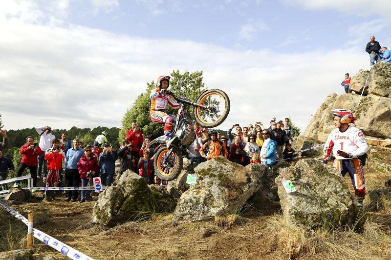 Campeonato de España CET 2018, Becerril de la Sierra