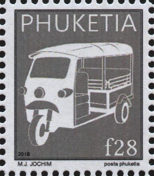 Phuketia - MPLP #Ph40 (2018)