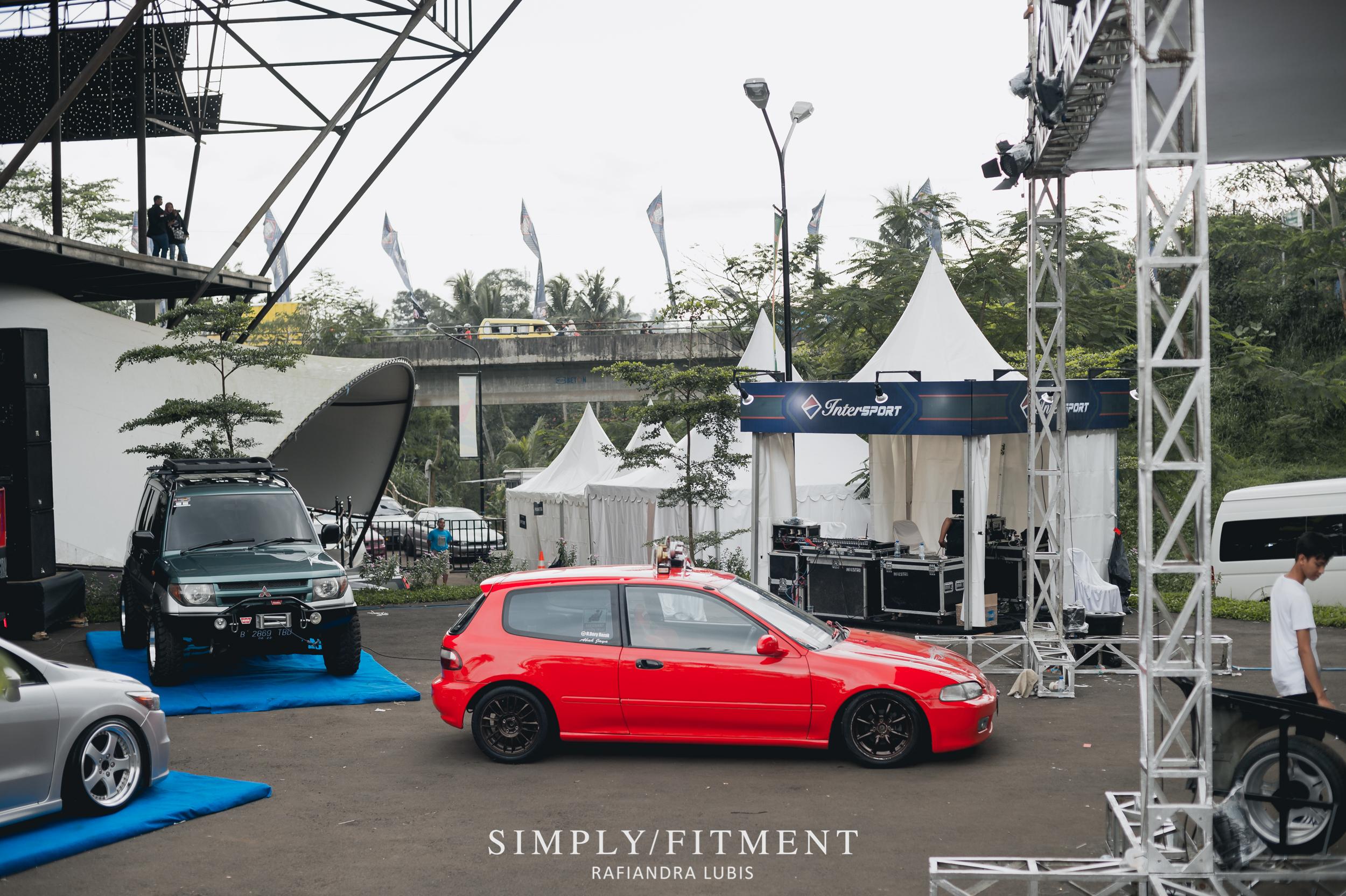 INTERSPORT AUTOSHOW SUKABUMI 2018