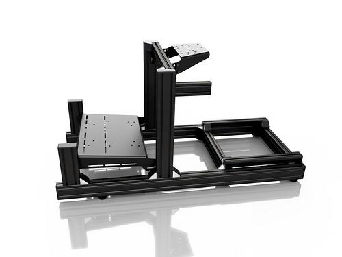 Sim Lab GT1 Evo Sim Racing Cockpit Black