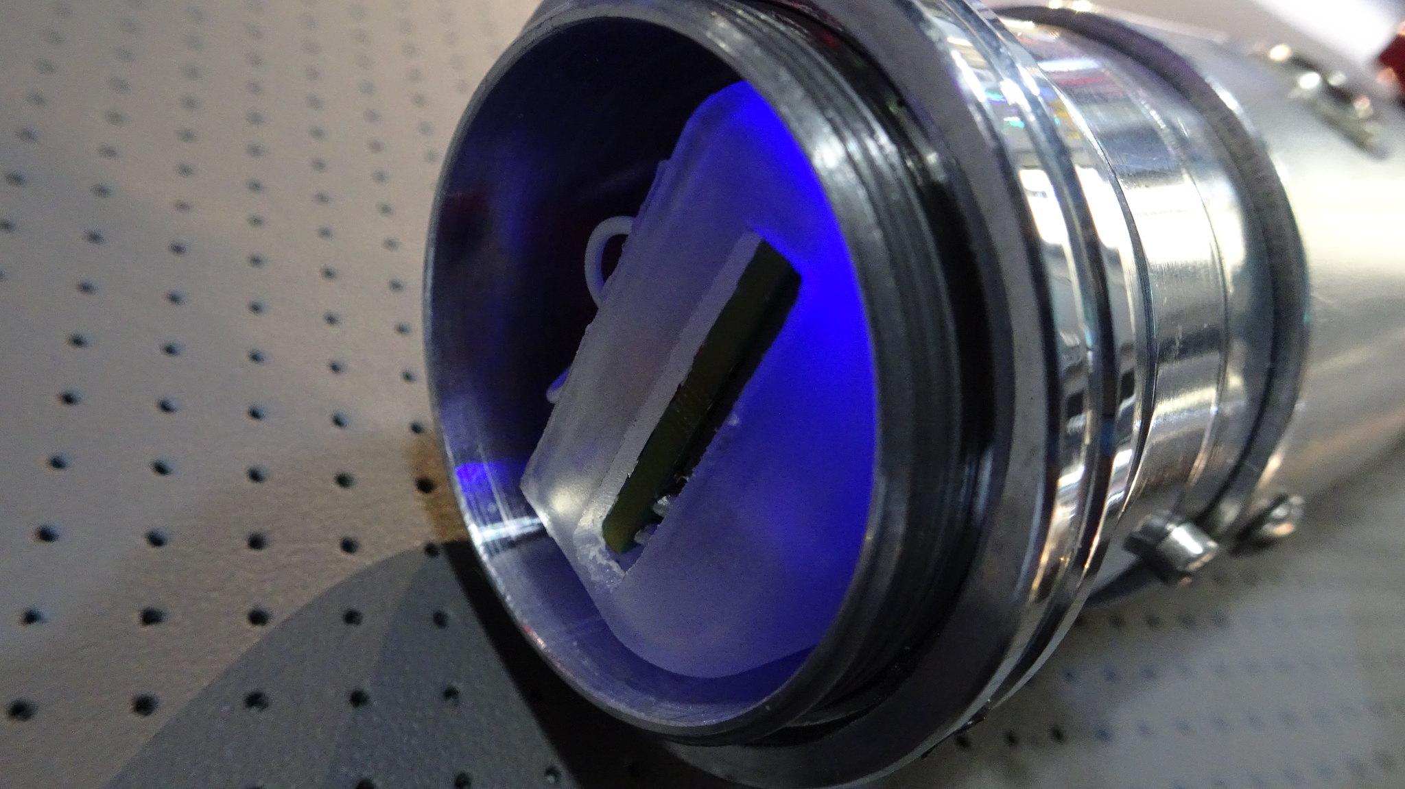Lightsaber Plecter Pixel RGB Strip Blade Staff for Francis