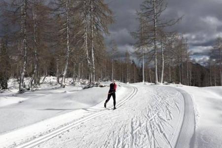 Skvělé podmínky pro lyžaře na Tauplitzalmu