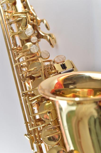 Saxophon, Nikon D4, AF Micro-Nikkor 60mm f/2.8D