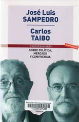José Luis Sampedro y Carlos Taibo, Conversaciones