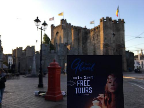 Free Tour Gante