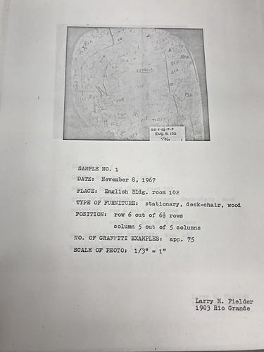 PAR 102 Desk 1