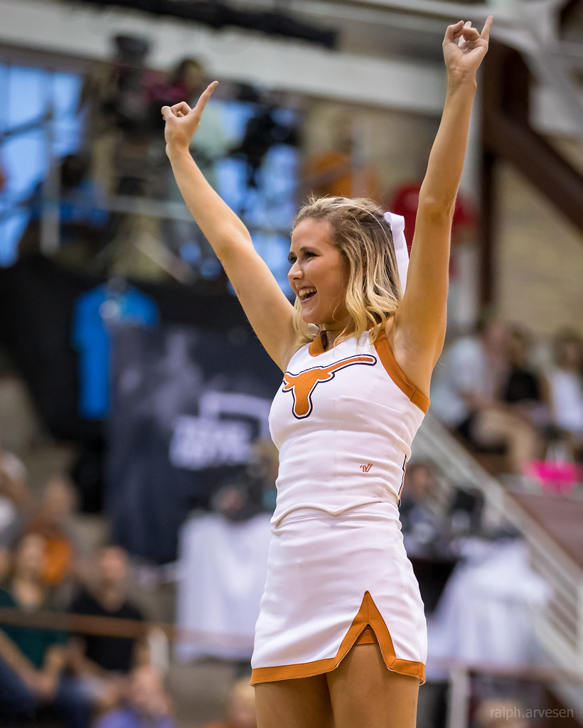 University of Texas Longhorn Cheer
