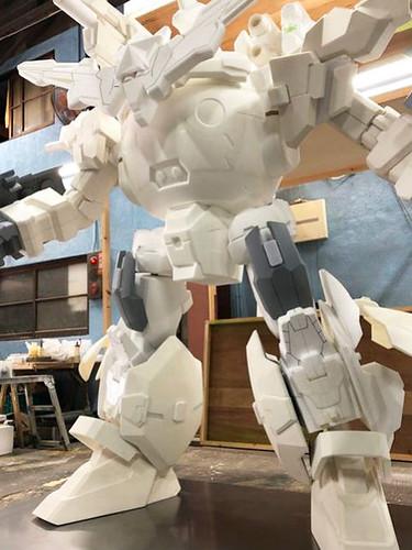 Super Keroro Robot