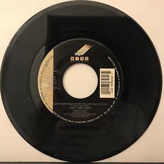 TONY TONI TONE':(LAY YOUR HEAD ON MY)PILLOW(RECORD SIDE-B)