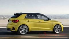 Audi A1 Sportback al salone dell'auto di Parigi