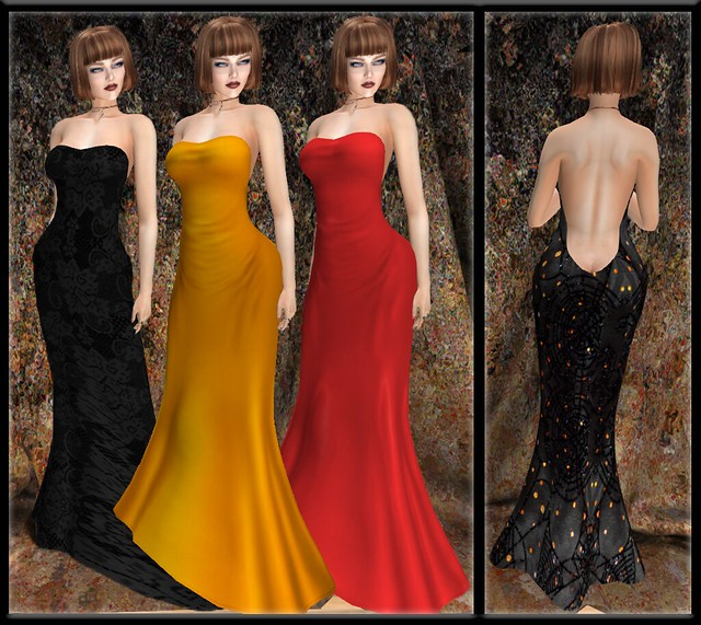 ASU - Halloween gown colors